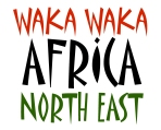 Waka Waka Africa North East logo