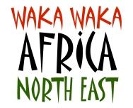 Waka Waka Africa North East logo