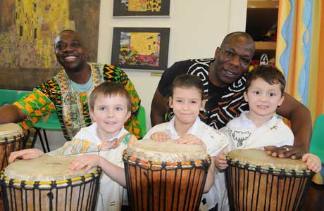 African arts association