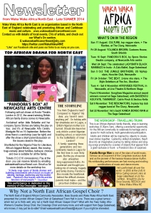 Waka News and What's On from Mid-August 14