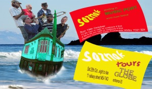 soznak tours the globe